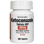 Ketoconazole Pet Medications