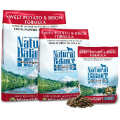 Natural Balance Bison Flavor Dog Food