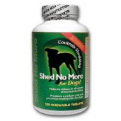 Shed No More Dog Supplements