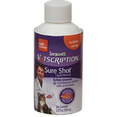 Vetscription SureShot Cat Dewormer