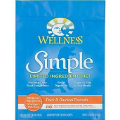 Wellness Simple Solutions Dog Food Duck & Oatmeal Formula