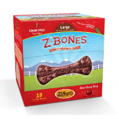 Z-Bones for Dogs Clean Cherry Berry