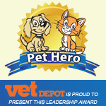 Proud to be a Pet Hero