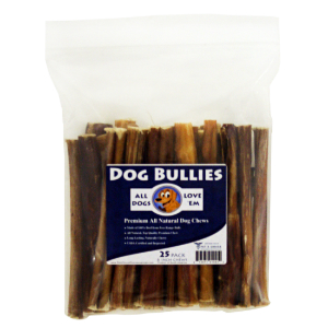 6 dog bully sticks pizzle chews 25 ct. Black Bedroom Furniture Sets. Home Design Ideas