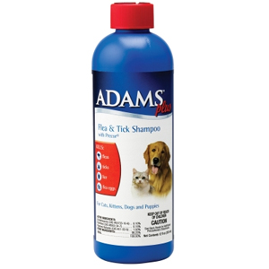 Adams Plus Flea Amp Tick Shampoo With Precor 12 Oz