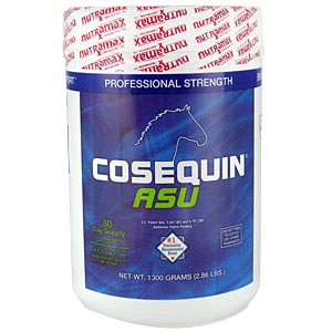 cosequin asu for horses 1300 grams joint supplement. Black Bedroom Furniture Sets. Home Design Ideas
