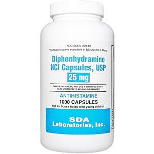 25mg benadryl for cats