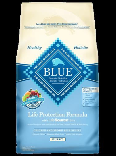 Blue Buffalo Dry Dog Food Life Protection Formula Puppy