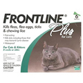 Cat Flea & Tick Control