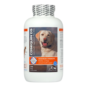 cosequin ds double strength plus msm for dogs 250 ct. Black Bedroom Furniture Sets. Home Design Ideas