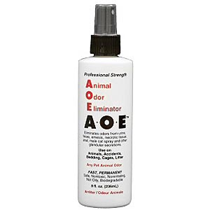AOE - Animal Odor Eliminator (A.O.E.), 8oz