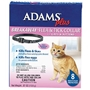 Adams Plus Breakaway Flea and Tick Collar for Cats and Kittens