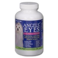 Angels' Eyes Tear Stain Remover for Dogs Sweet Potato Flavor, 120 gm