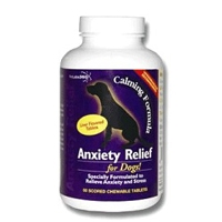 Anxiety Relief Liver Flavor, 60 Chewables