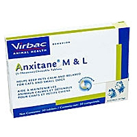 Anxitane M & L (L-Theanine), 30 Chewable Tablets