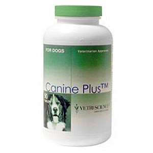 Canine Plus Vitamin/Minerals, 270 Tablets