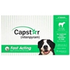Capstar for Dogs over 25 lbs, 6 Tablets (Green)