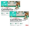 Comfortis for Dogs 20-40 lbs, 12 Pack (Green)
