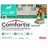 Comfortis for Dogs 20-40 lbs, 6 Pack (Green)