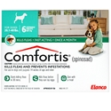 Comfortis for Dogs 20-40 lbs, Green, 6 Pack