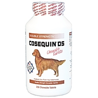 Cosequin DS for Dogs over 25 lbs, 250 Chewable Tablets
