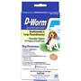 D-Worm  Chewable Tablets for  Puppies and Small Dogs,  2  Tablets