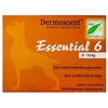Dermoscent Essential 6 Spot-On Skin Care for Small Dogs 2-22 lbs (1-10 kg), 4 Tubes