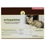 Ectopamine Natural Flea, Tick and Mosquito Control for Cats, 6 Pack