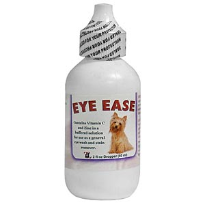 Eye Ease Eye Wash and Stain Remover, 2 oz