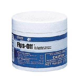 Flys-Off Fly Repellent Ointment, 2 oz