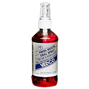Fresh Mouth Oral Spray, 8 oz