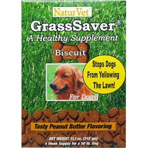 GrassSaver Biscuits, 11.1 oz Box