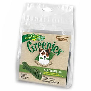 Greenies Teenie (43 Treats)