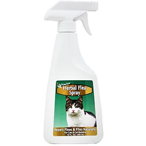 Herbal Flea Spray, 16 oz