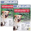 K9 Advantix II for Dogs over 55 lbs, 12 Pack (Blue)