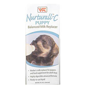 Nurturall-C for Puppies Liquid,  8 oz