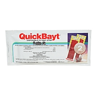 QuickBayt Disposable Fly Bait Strip, 2 Strips