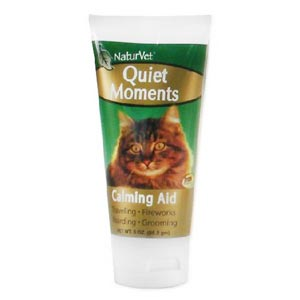 Quiet Moments Calming Aid Gel for Cats, 3 oz