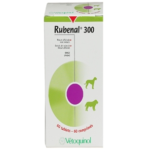 Rubenal 300 mg, 60 Tablets