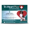 Tri-Heart Plus for Dogs 26-50 lbs, 12 Pack (Green)
