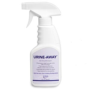 Urine-Away Pet Urine Eliminator, 8 oz Spray