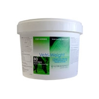 Vetri-Weight Powder for Horses, 10 lb, 80 Servings