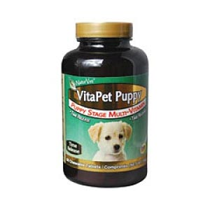 Vita Pet Puppy, 60 Tablets