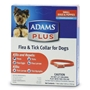 Adams Plus Flea and Tick Collar for Small Dogs, Up to 15 inch Neck