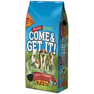 Alpo Come & Get It Cookout Classics Dog Food, 47 lb