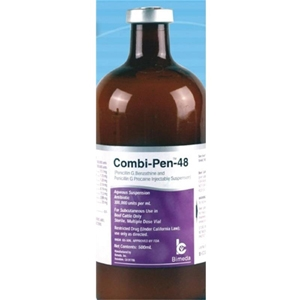 Combi-Pen-48 (Penject+B Pen-Benzathine) 250 ml