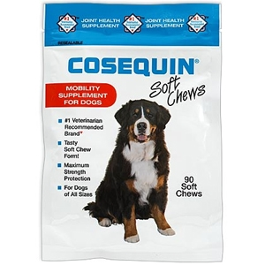 Cosequin Soft Chews for Dogs, 90 Soft Chews