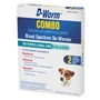 D-Worm COMBO Broad Spectrum De-Wormer For Puppies & Small Dogs 6-25 lbs, 2 Chewable Tablets