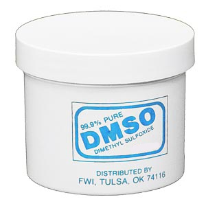 DMSO Gel 99.9%, 4.25 oz