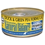 Duck & Green Pea Formula Cat Food, 6 oz - 24 Pack